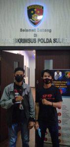 SPMP Resmi Laporkan Kasus RSUD LANTO Daeng Pasewang di Polda Sulsel