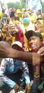 Tim Gerbong Kecamatan Tambora Kabupaten Bima Siap Memenangkan IDP-Dahlan, Dengan Suara 75 Persen