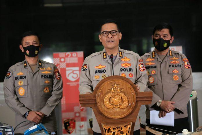 Polri Sebut Pengkaderan Jaringan Teroris Jamaah Islamiyah Sangat Rapi