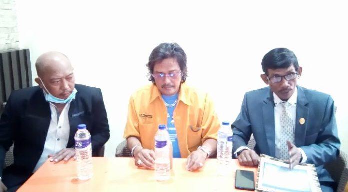 M.Anwar Sanusi Didampingi Kuasa Hukum Akan Ajukan Somasi di PWI Pusat