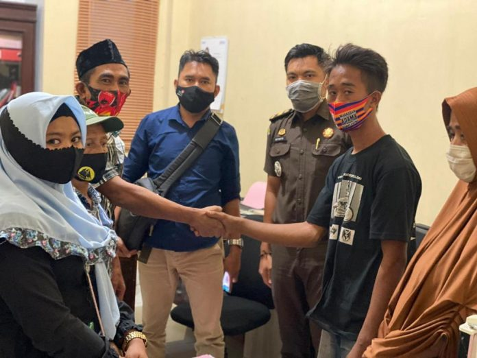 Cabang Kejaksaan Negeri Makassar di Pelabuhan Lakukan Proses Restoratif Justice