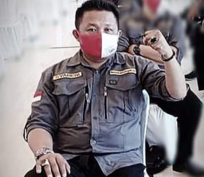 Direktur PT.Naga Emas Sumber Jaya Ucapkan Selamat Natal 2020