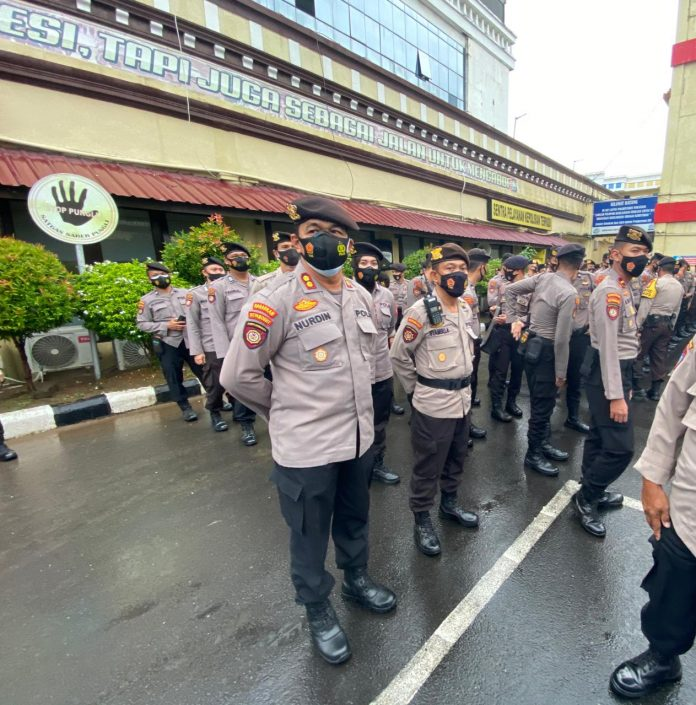 Polda Sulsel Pastikan Gereja Di Makassar Aman Saat Malam Pergantian Malam Tahun Baru 2021