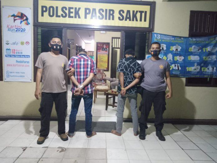 Beraksi Di Sukarame, Pelaku Curanmor Tertangkap Di Lampung Timur