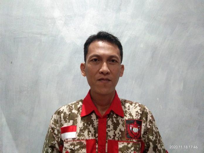 Ketua Ormas GML Tanggamus Ajak Petani Tetap Optimistic