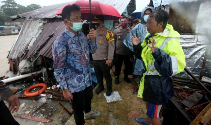 Wali Kota Batam Mediasi Terkait Tonggak Yang Merusak Rumah Warga