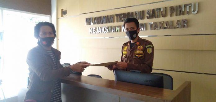 (SPMP) Resmi Laporkan CV. Rahmat Utama , Temuan BPK RI Di Kejari Takalar 2018 S.D 2019