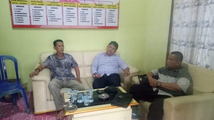 PosbakumAdin Tanggamus Jalin Silahturahmi dengan Jajaran Ormas DPD GML Tanggamus