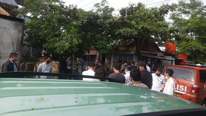 Dua Orang Makassar Terduga Teroris Tertembak Mati
