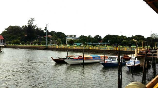 Cuaca Kepulauan Batam Sangat Ekstrim, Penyeberangan ke Belakang Padang di Batasi