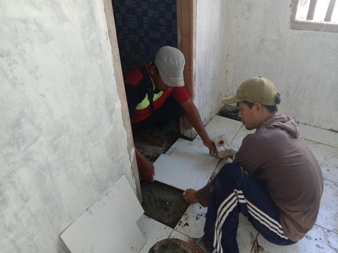Pemdes Kawinda To'i, Kecamatan Tambora Kabupaten Bima, Tuntaskan Program Dana Desa Tahap III