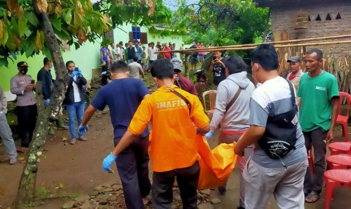 Warga Pekon Kerta Rt. 02 Rw.02 Kota Agung Kabupaten Tanggamus ditemukan Meninggal Dunia Dalam Kamar
