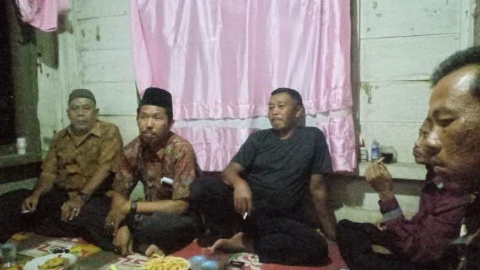 Gema Masyarakat Lokal (GML) Tanggamus Rakor lintas DPK Terkait Gempa Sulawesi Barat