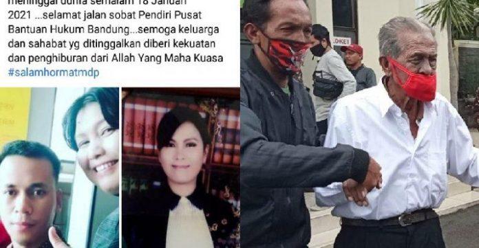 Sejumlah Pengacara Siap Membantu Kakak Koswara di Pengadilan