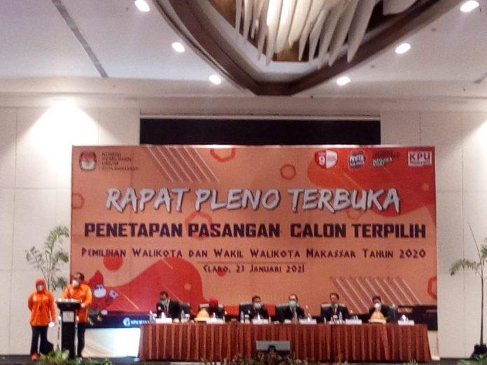 Danny Fatma Terpilih Jadi Walikota Dan Wakil Walikota 2020-2025