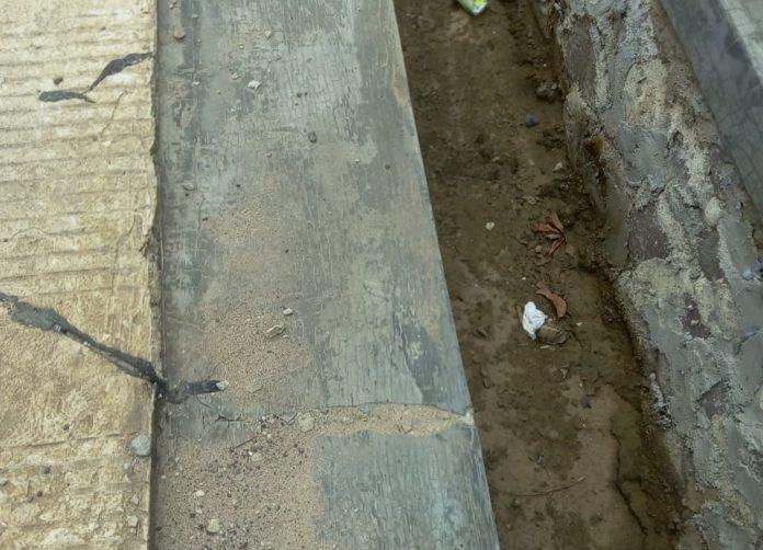 Ada Apa Dengannya!!! Konsultan Pengawas PUTR Terkait JL. S. Parman Metro Selatan