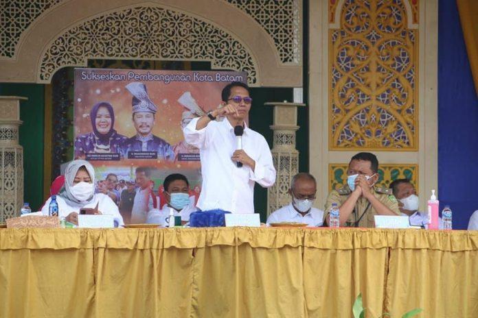 Musrenbang Kampung Pelita, Warga Usulkan 40 Kegiatan Prioritas Tahun 2021