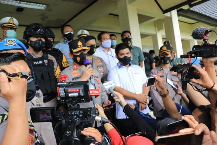 19 Terduga teroris Makassar Hari ini, diberangkatkan ke Jakarta
