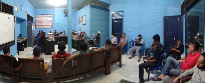 Pengurus Persatuan Wartawan Indonesia (PWI) Kota Metro Menggelar (Rakor) Persiapan Hari Pers Nasional (HPN)