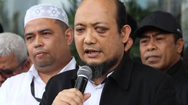 Komentari Kematian Ustadz Maaher,Novel Baswedan di Laporkan ke Polisi