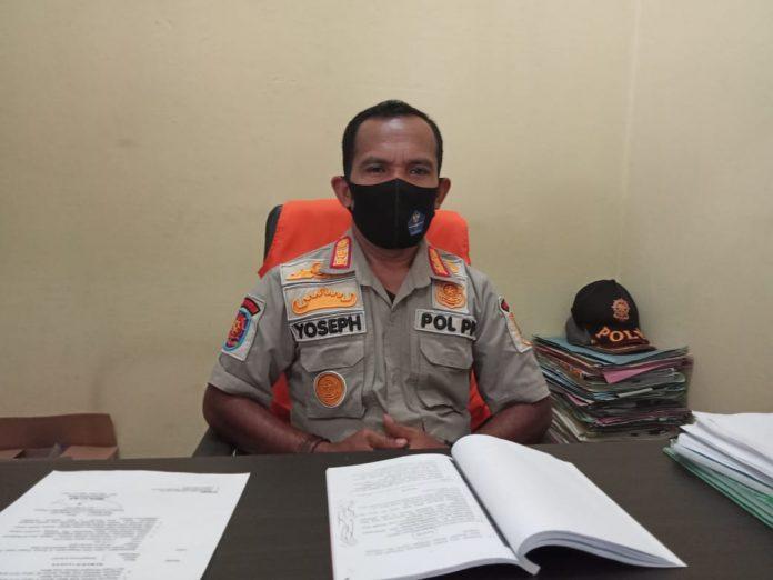 Pol PP dan Polsek Metro Timur Razia Lapo Tuak di Pasar Tejo Agung