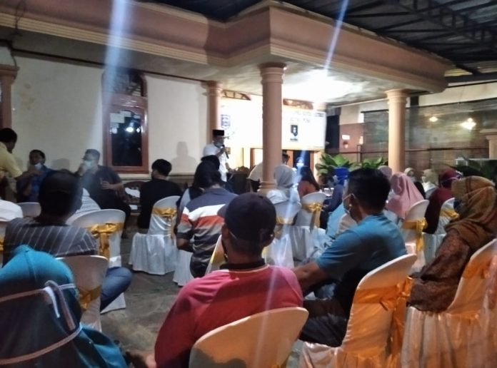 DPRD Metro Lampung Gelar Reses Guna Menampung Aspirasi Masyarakat