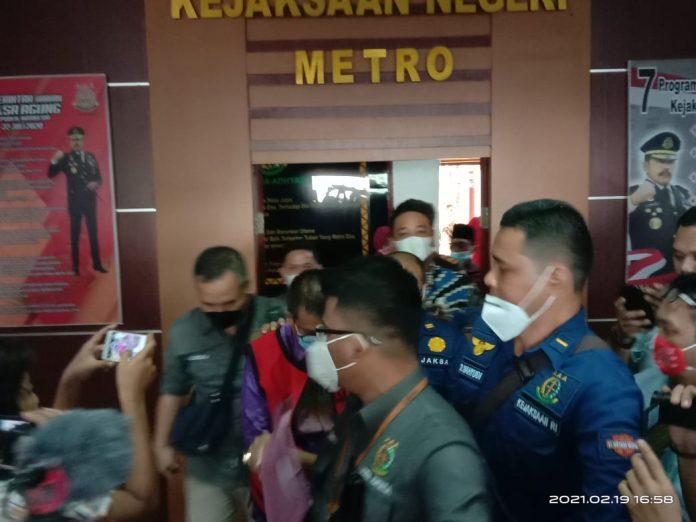 Kejaksaan Kota Metro Tetapkan 2 Tersangka Proyek Cendrawasi