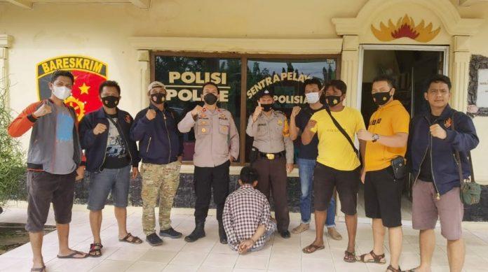 Sempat Buron, Pelaku Curat di Kampung Dwi Warga Tunggal Jaya Akhirnya Ditangkap Polisi