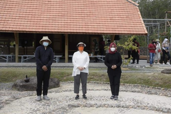 Bupati Tubaba Merasa Bangga Di Kunjungi Puan Maharani Ini Penjelasannya