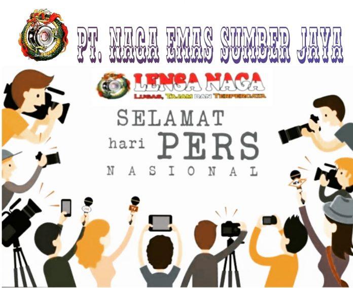 Selamat Hari Pers Nasional (HPN) Pada 09 Pebruari 2021