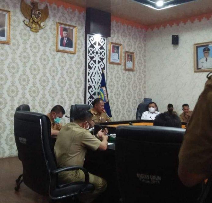 Pemerintah Kota Metro Gelar Musrenbang Tingkat Kecamatan Melalui Vicon