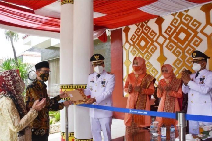 Silahturahmi Bersama Walikota dan Wakil walikota Metro Lampung