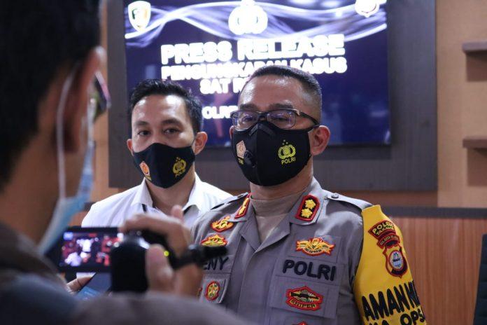 Polres Takalar Tetapkan PLT Desa Bontoloe Sebagain Tersangka Dugaan Kasus Korupsi