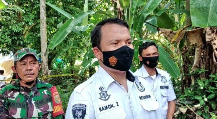 Polres Tanggamus dan Tim Forensik Lakukan Autopsi Mayat Korban Pembunuhan di Pekon Kerta