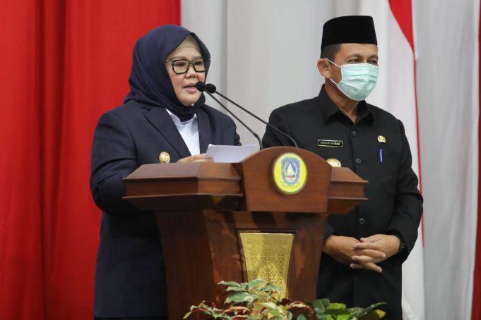 Gubernur Dan wakil kepri yang Terpilih lima misi di realisasikan ke masyarakat kepri