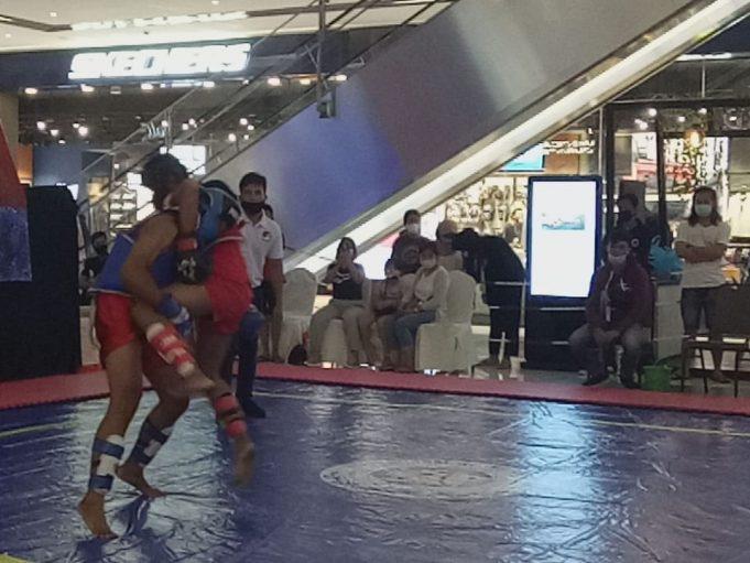 Hut ke 7 kickboxing mengadakan Pertandingan Terbesar di Batam