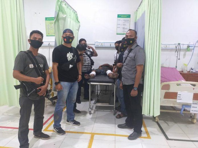 Tekab 308 Polres Tulang Bawang Barat tangkap Residivis Curas
