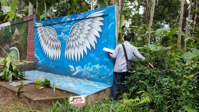 Serobot Tanah Warga Guna Pembangunan Gapura di Desa Bulusari