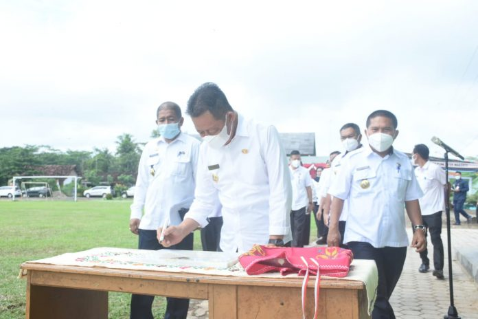 Rapat Koordinasi Tubaba Di Buka Oleh Wakil Bupati Fauzi Hasan Ini Harapannya