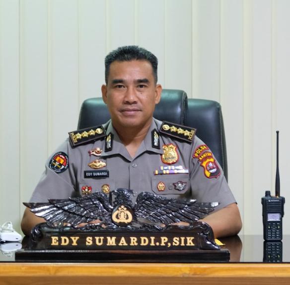 Kombes Pol Edy Sumardi : Jangan Sebar Video dan Foto Bom Bunuh Diri, Bisa di Pidana
