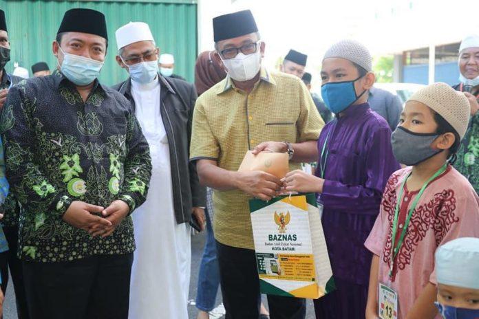 Pemko Batam Beri Apresiasi Khitanan Massal Sambut Bulan Ramadhan