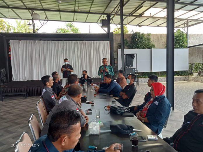 Nizwar Ramaikan Bursa Pencalonan Ketua PWI Lampung