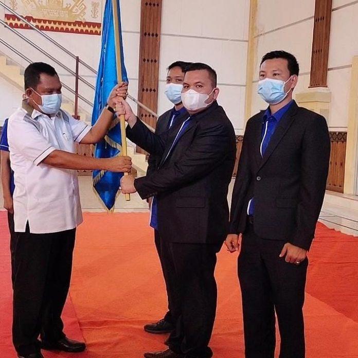 Musannif Effendi Terpilih Aklamasi Ketua PWI Lampung Timur