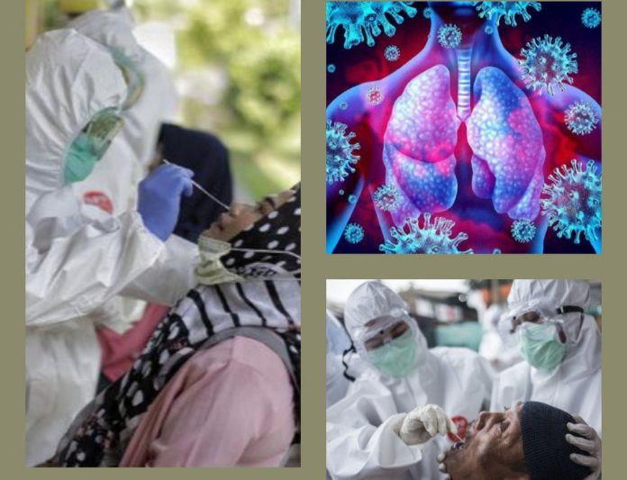 (gambar Ilustrasi) PJ Bupati Kebut Penanganan Virus COVID-19, Terkait Dugaan Kinerja Satgas Pesibar