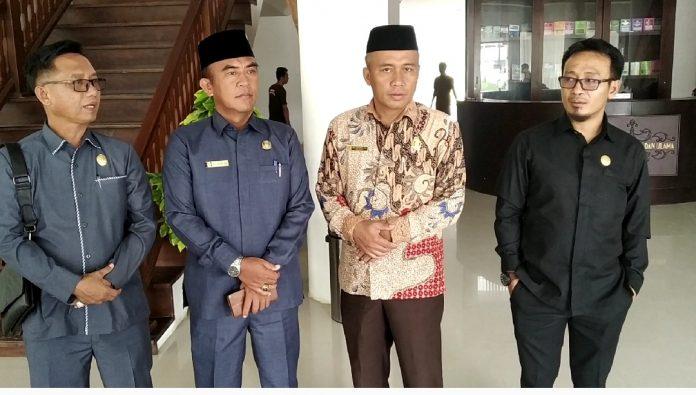 DPRD Kabupaten Pesisir Barat Peduli