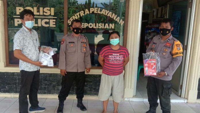 Tipu 802 Orang Warga, Seorang IRT Asal Banjar Margo Ditangkap Polisi