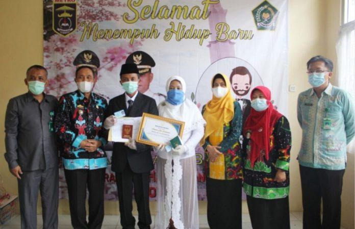Selain Gratis Dapat Pasilitas Tambahan Nikah Di KUA Metro Lampung