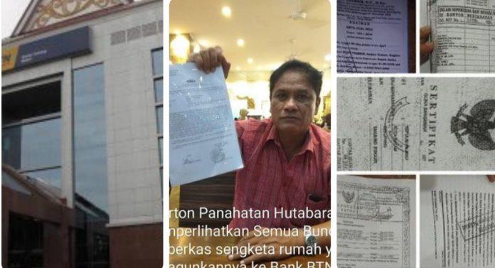 BELUM JALAN SETAHUN, MINTA SEGERA DI LUNASI- BANK BTN BATAM DI TUDING BERSIKAP AROGAN