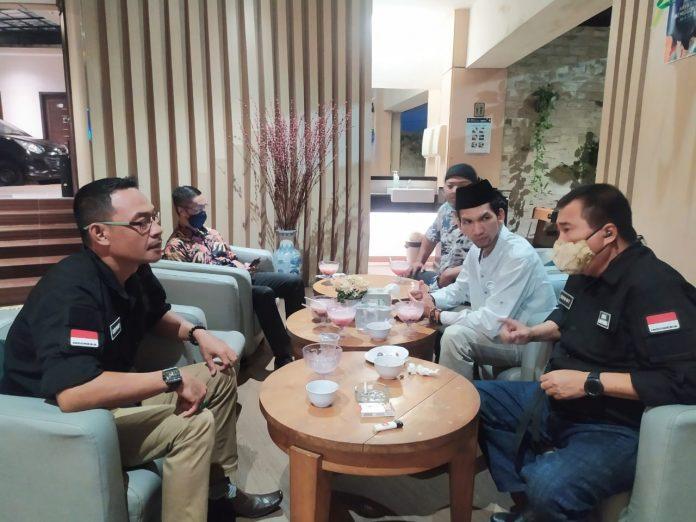 SMSI Metro Hadiri Diskusi dan Bukber SMSI Se-Lampung