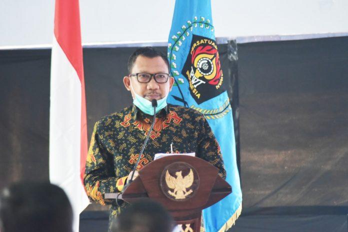 Supriyadi Alfian Meminta Pengurus Kabupaten/Kota Patuhi Instruksi Ketum PWI